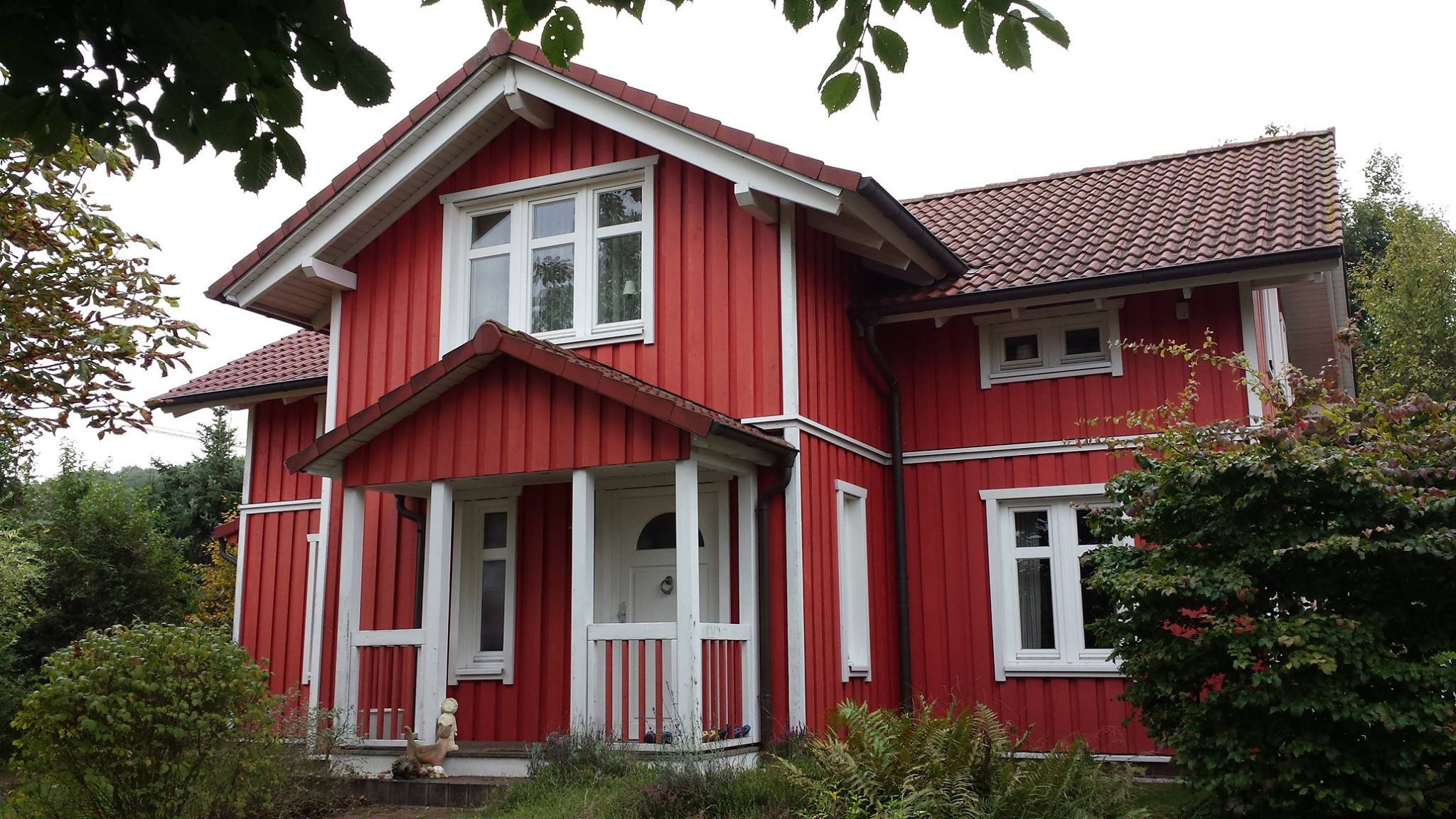 Passiv-Energiehaus